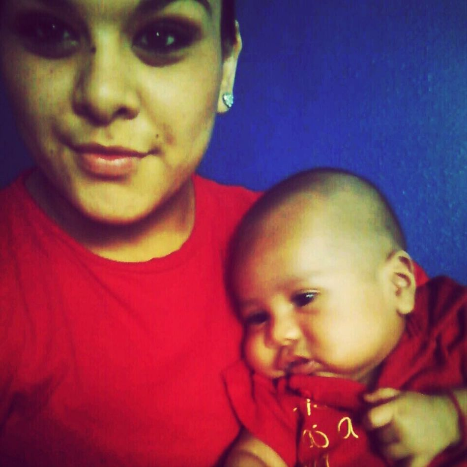 Proud Mommy Of This Gorgouse Baby Boy<3
