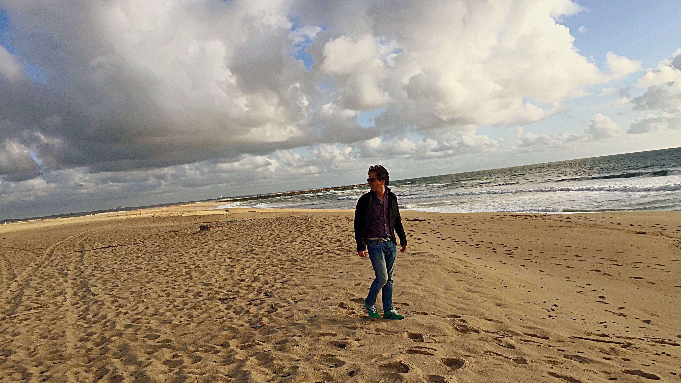Relaxing Praia Guanilho Sunshine Me Myself & I Raspaz De Lisboa
