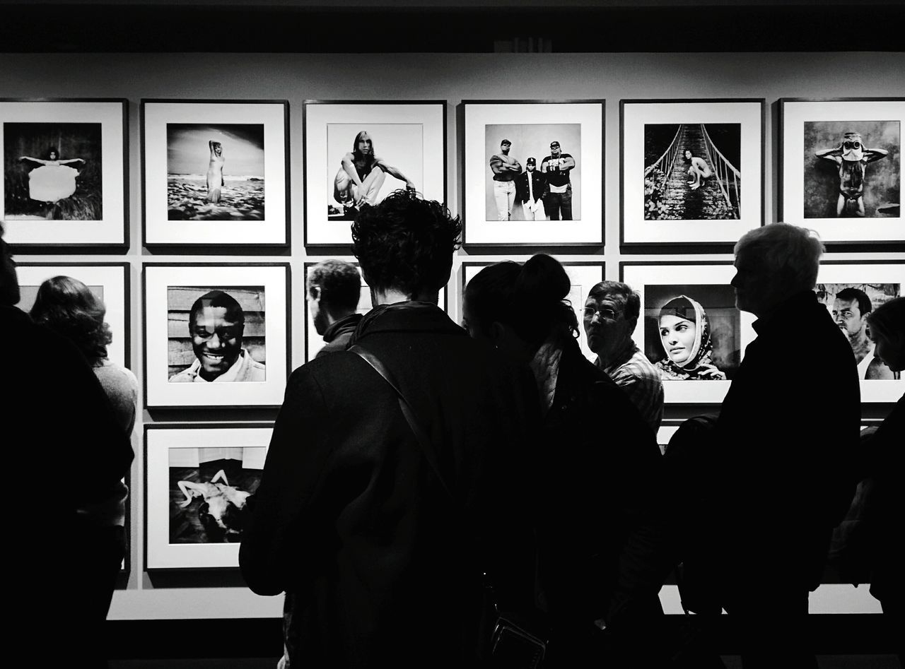 Day 209 - C/O Berlin Berlin Blackandwhite Exibition Photography People 365florianmski 365project Day209