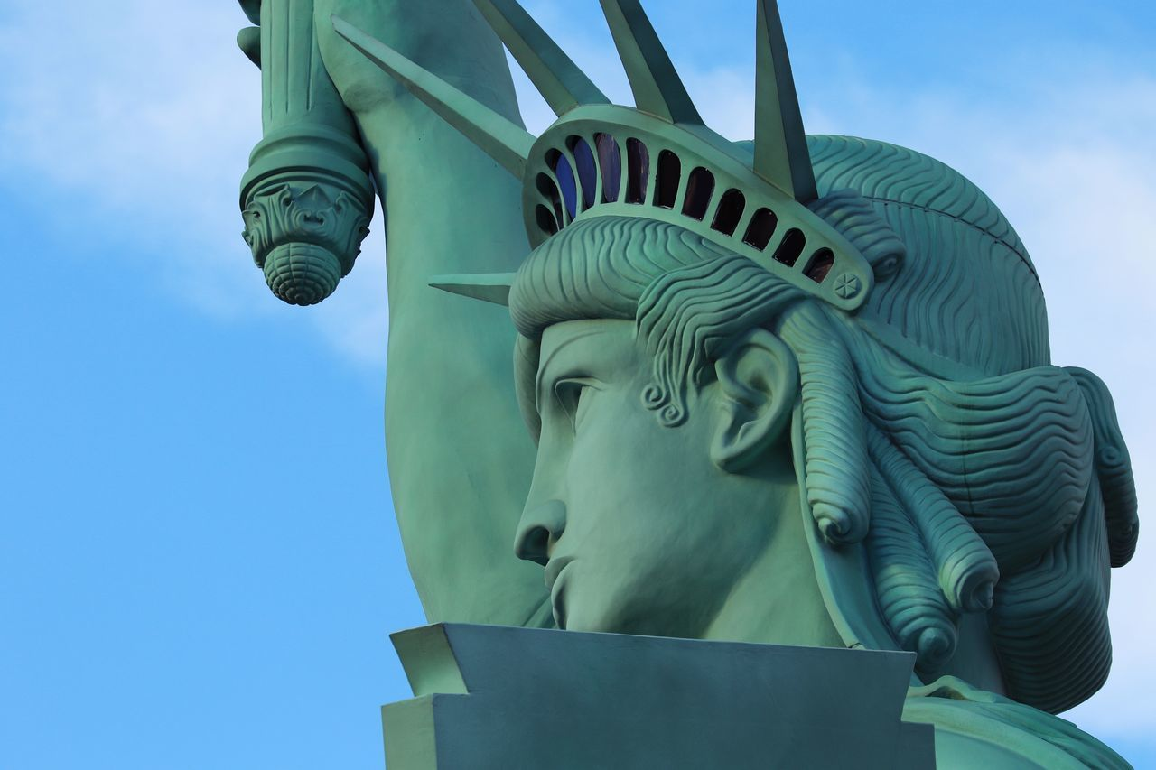 Beautiful stock photos of erntedankfest, low angle view, statue, sculpture, sky