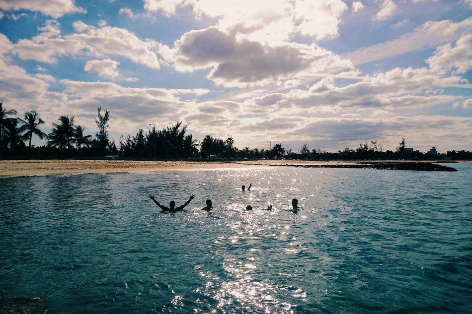 Beautiful stock photos of bahamas, Bahamas, Beauty In Nature, Bonding, Cloud - Sky