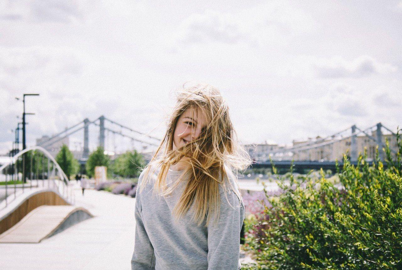 Beautiful stock photos of hair, Beautiful, Blonde Hair, Bridge, Caucasian