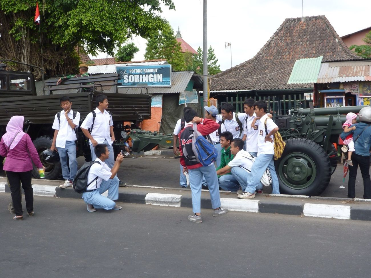 Streetphotography Taking Photos Yogyakarta GangPolos Jogja