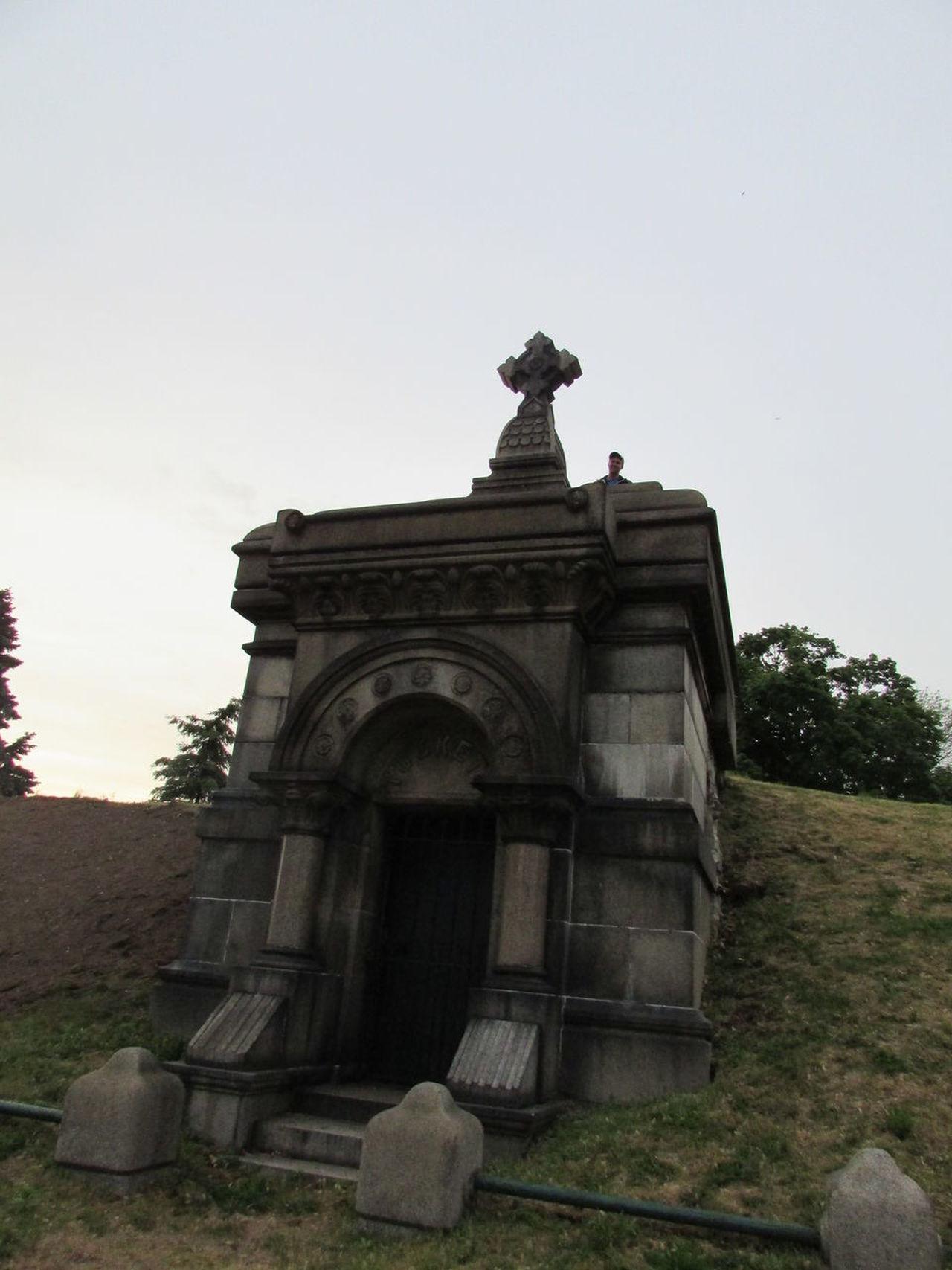 Cemetary Death Graveyard Mausoleum