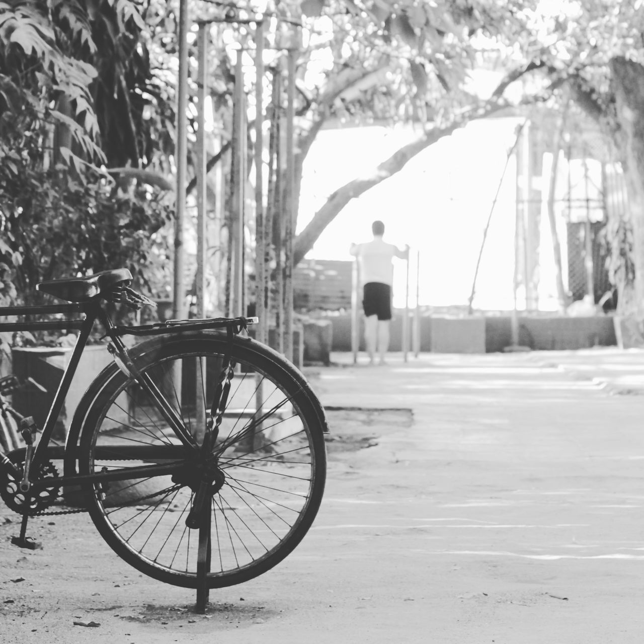 Blackandwhite Photography Blackandwhite Cycle Deepstory Mumbai