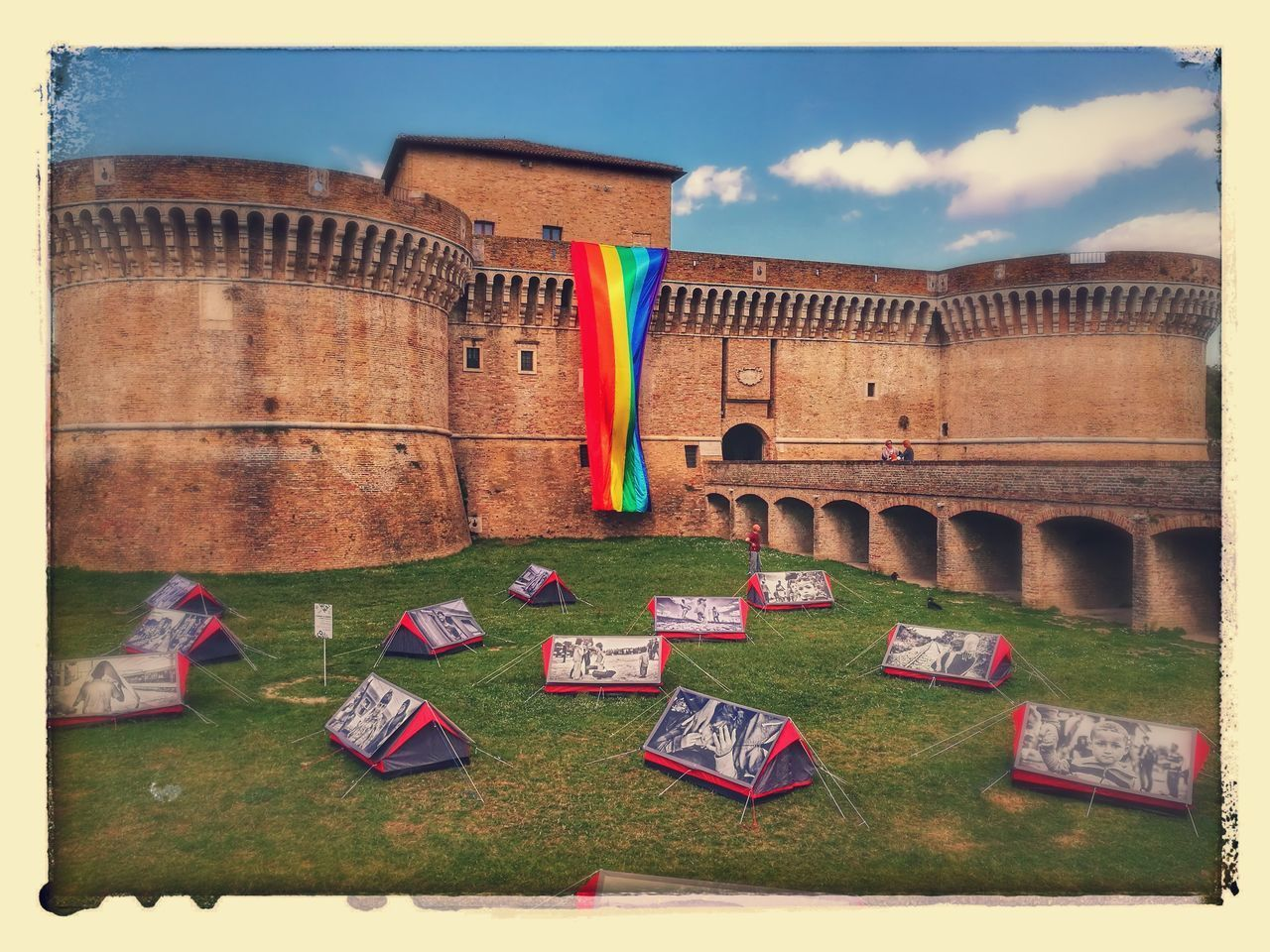 Senigallia Italy❤️ Italia Architecture Outdoors Built Structure Rocca Delle Rovere History Travel Destinations Building Exterior Day No People Ancient Sky Nature Phography Exibition Diversity Diversity Art Is Everywhere