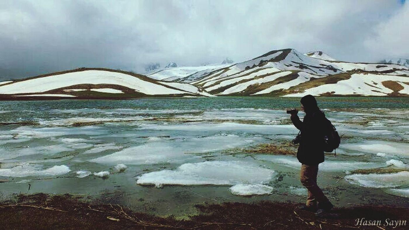 Eğrigöl bahar görünümü Foto:Hasan Sayın ComeSeeKonya Comeseeturkey Konya Hadim