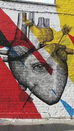London Art Bricklane Bricklanestreetart