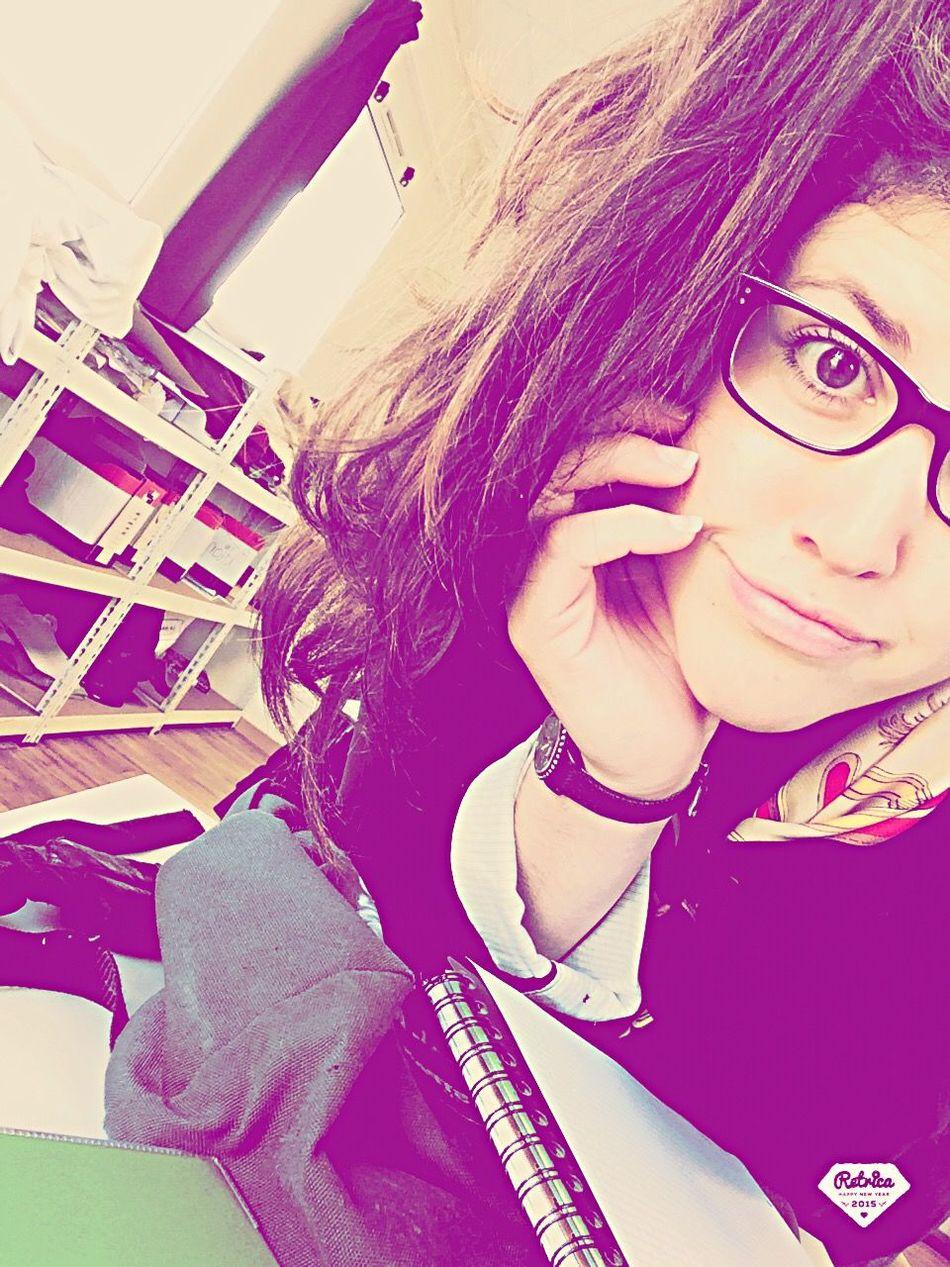 School Work Glasses Sing Friends Pictureoftheday ☀️🔔📓
