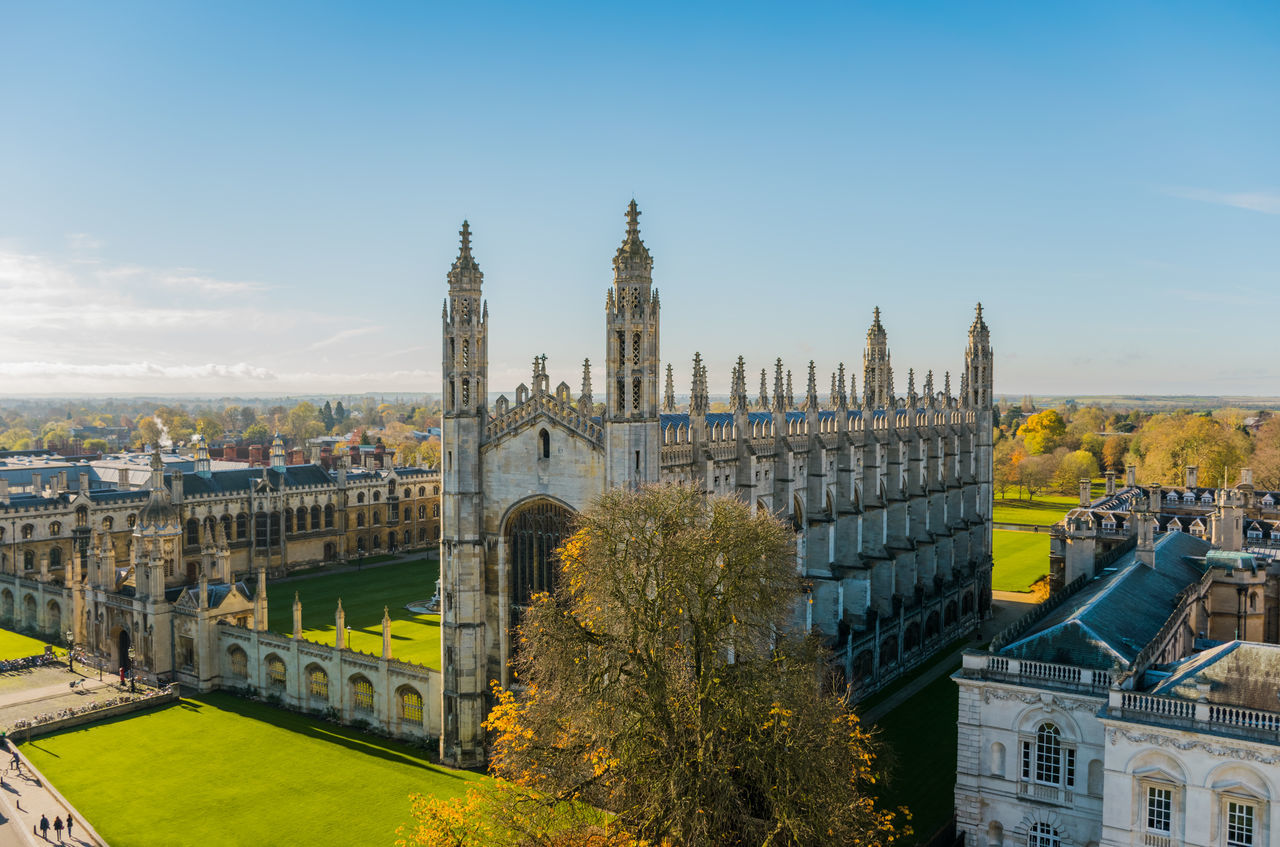 University of Cambridge Academic Architecture Britain British Building The Architect - 2016 EyeEm Awards Cambridge Cambridgeshire Chapel Church England Exterior Façade Historical Building International Landmark King's College Library Old Buildings Outdoors My Student Life Religion Religions Student Study University