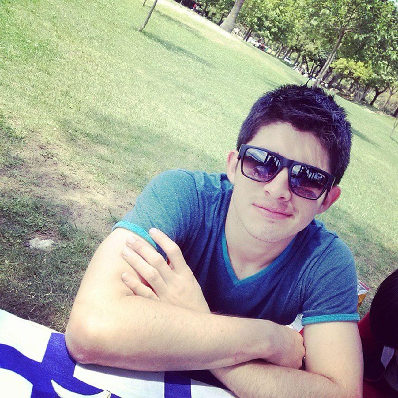 Selfie Santander España Luque Paraguay :)