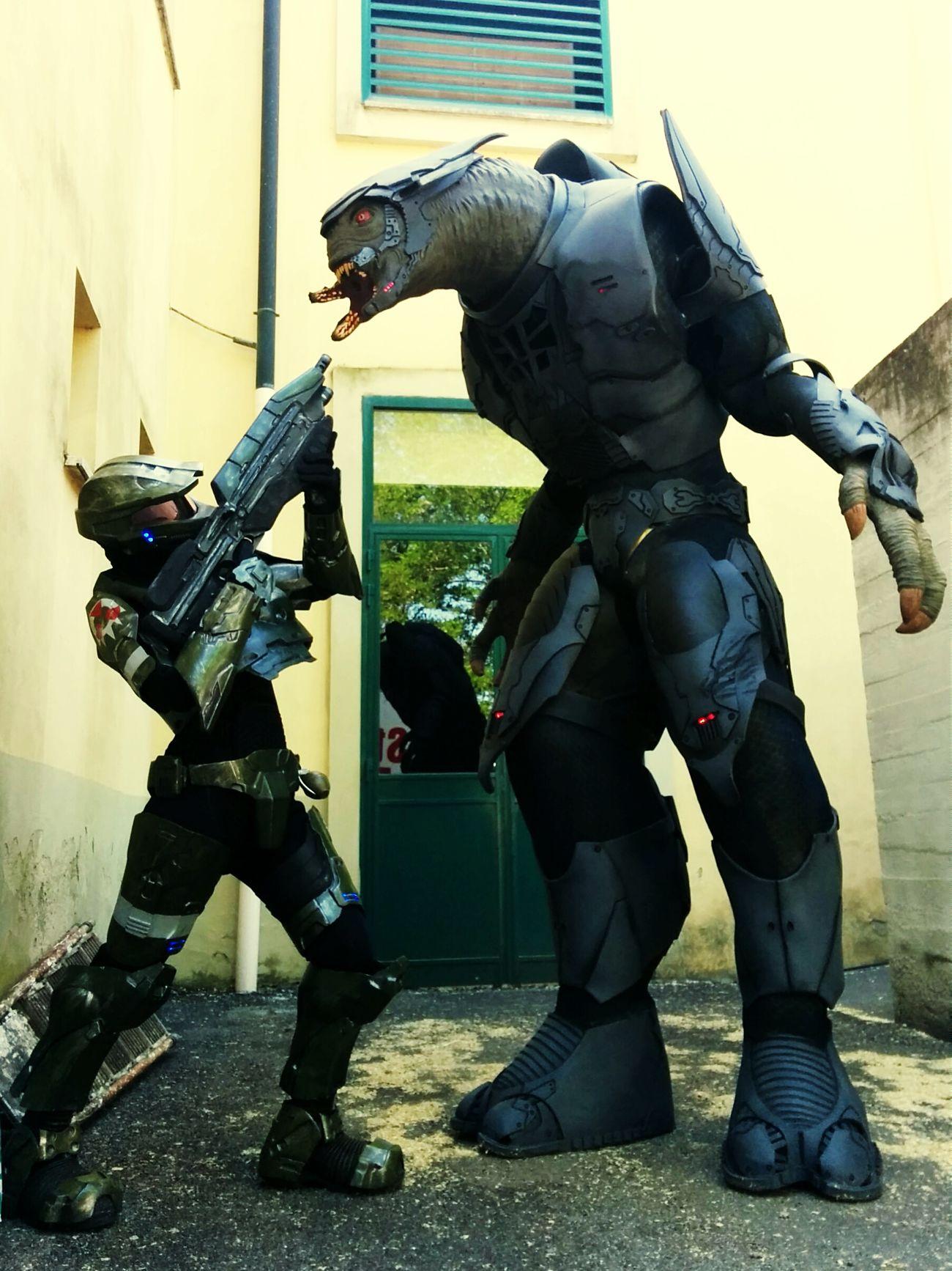 Cosplay Costume Halo Dracomics
