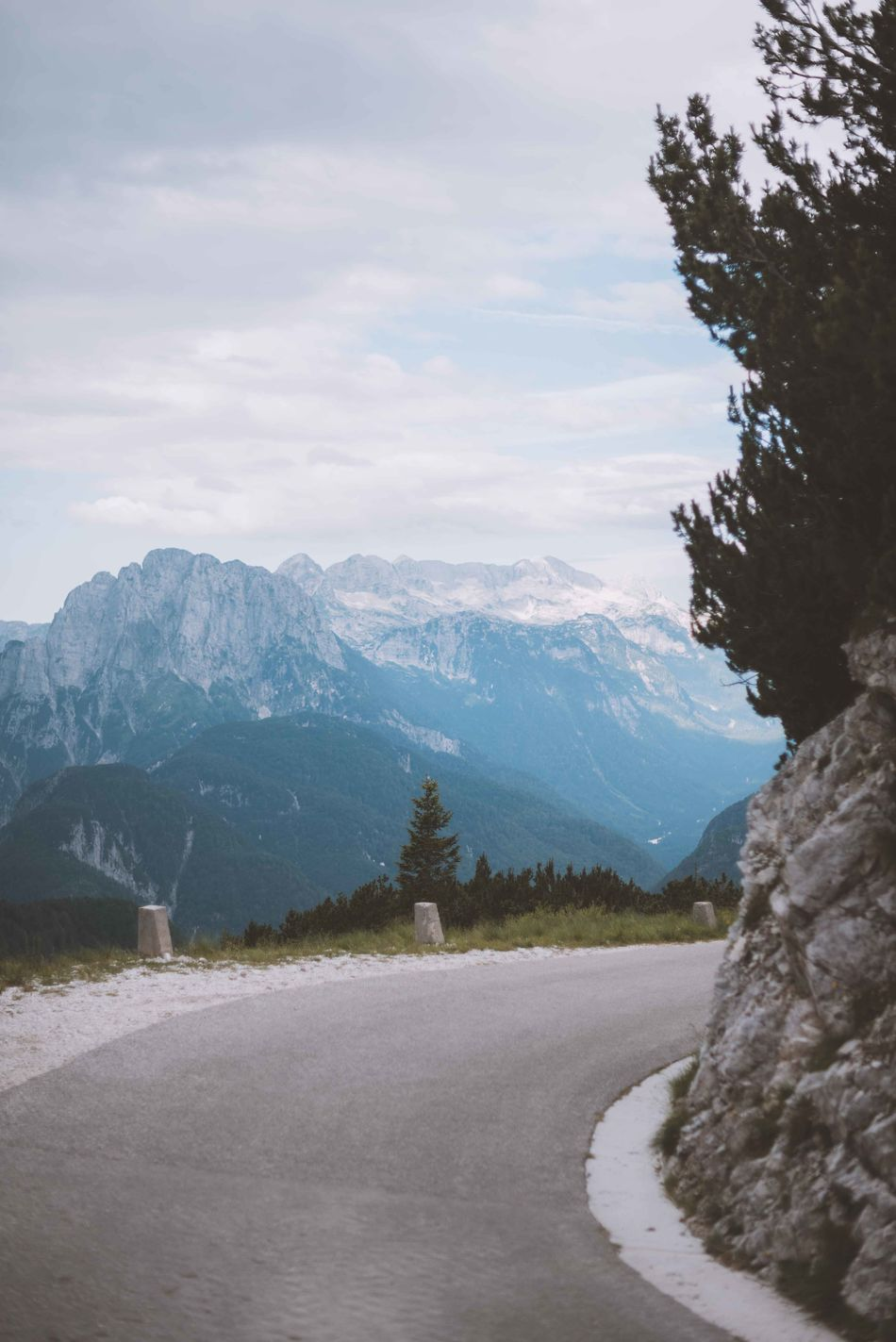 Beauty In Nature Day Landscape Mountain Mountain Range Mountain Road Nature No People Outdoors Road Scenics Sky