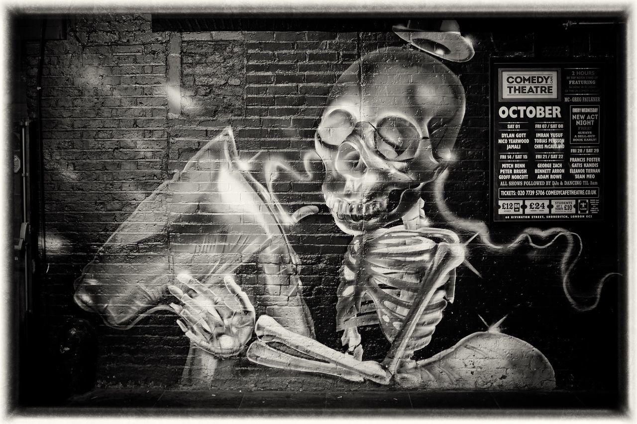 Halloween Halloween LONDON❤ Streetphoto_bw Film Noir