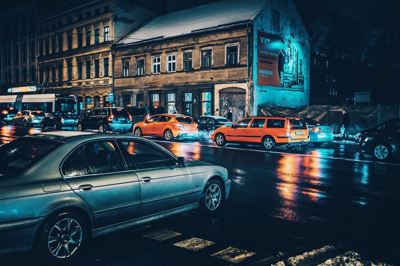 Underground Mode Of Transport Car City Architecture Nightphotography Riga Traffic Carspotting Underground