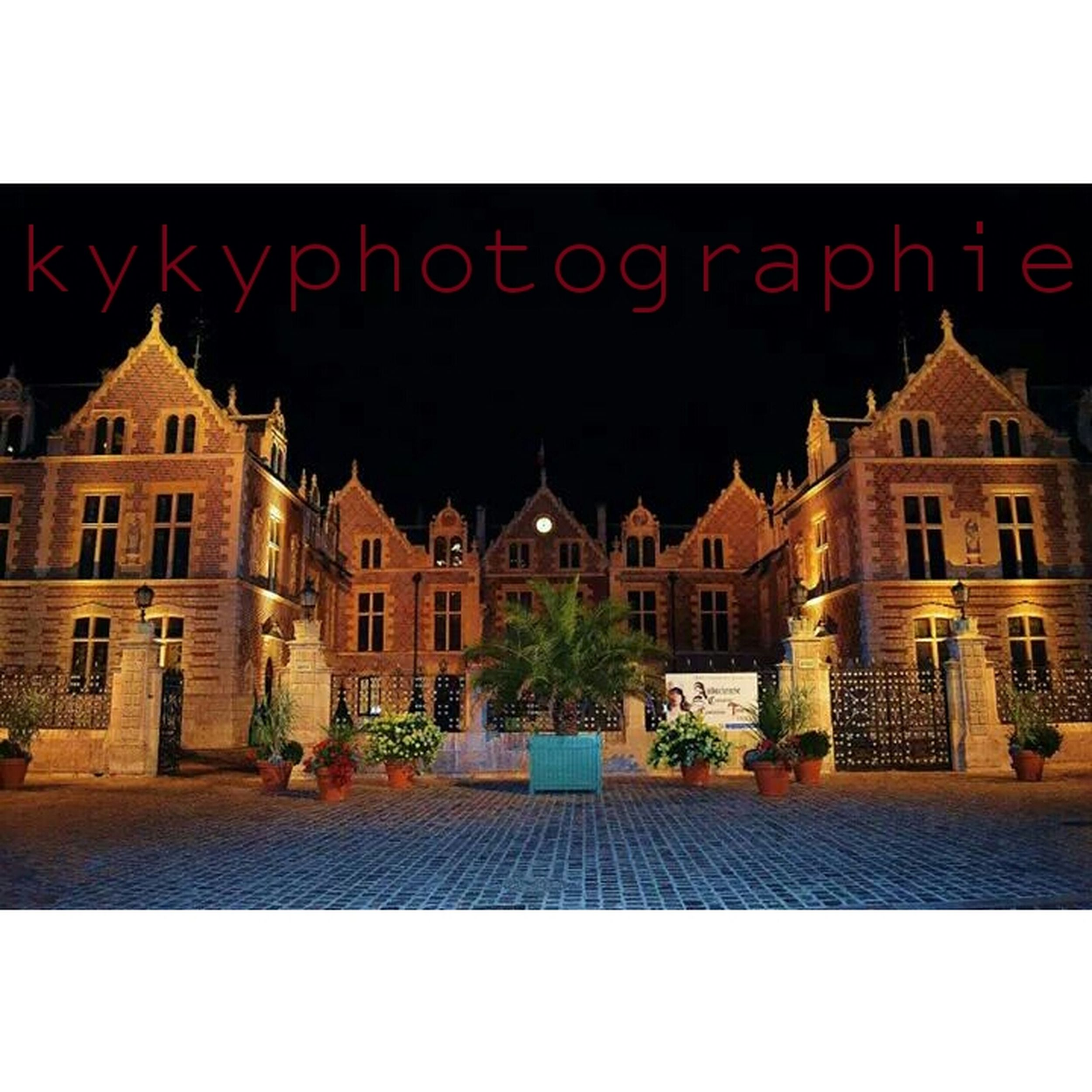 Taking Photos Orleans Mairie Architecture Photo