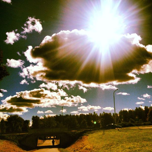 Sky_collection Hello World Change Your Perspective Loveit