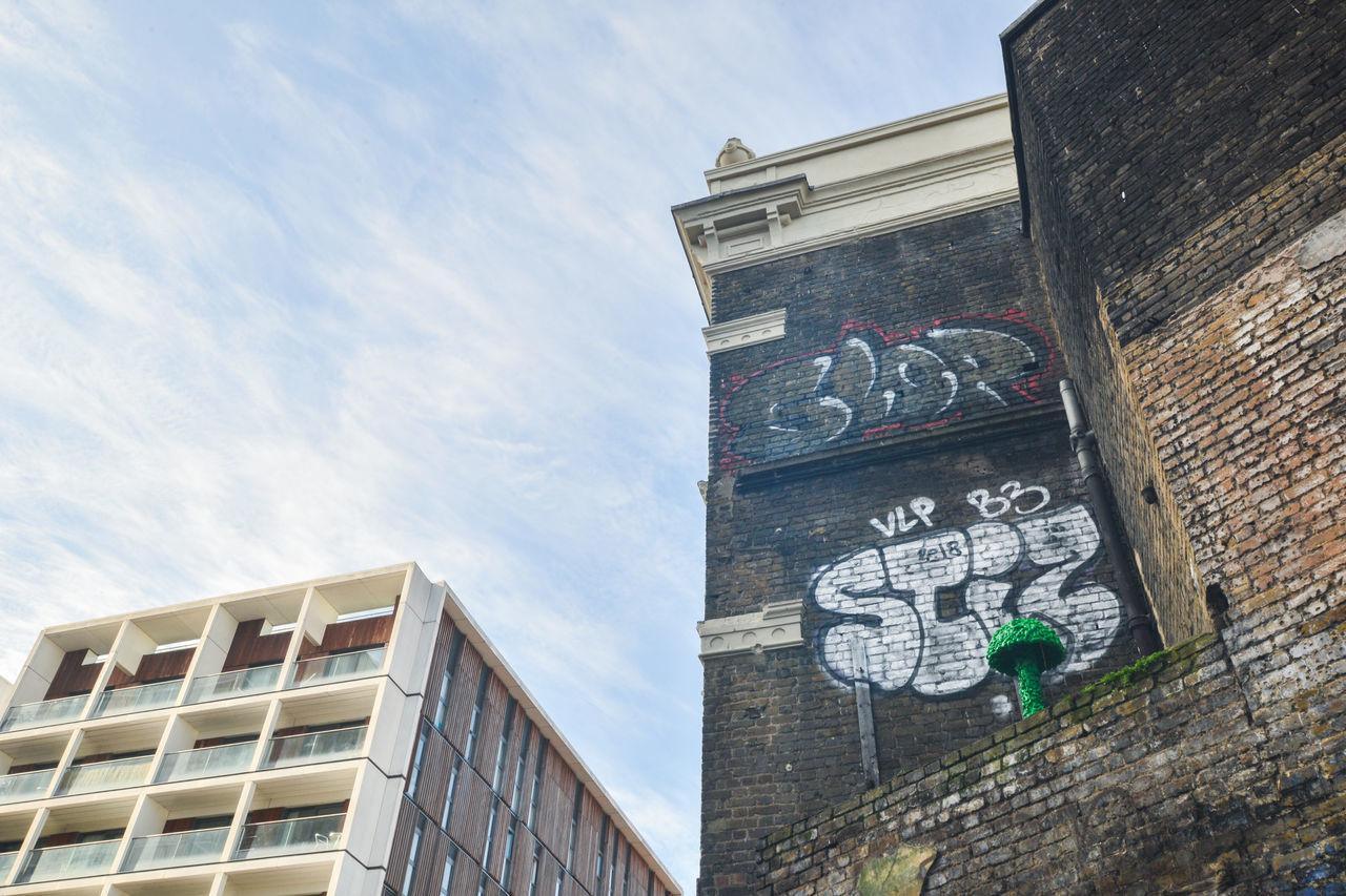 A Art Art Is Everywhere Artistic ArtWork Break The Mold Graf Graffiti London Urban Urban Geometry Mushroom Dalston Kingsland Road Dalston Dalston Sunday Club Green Mushroom