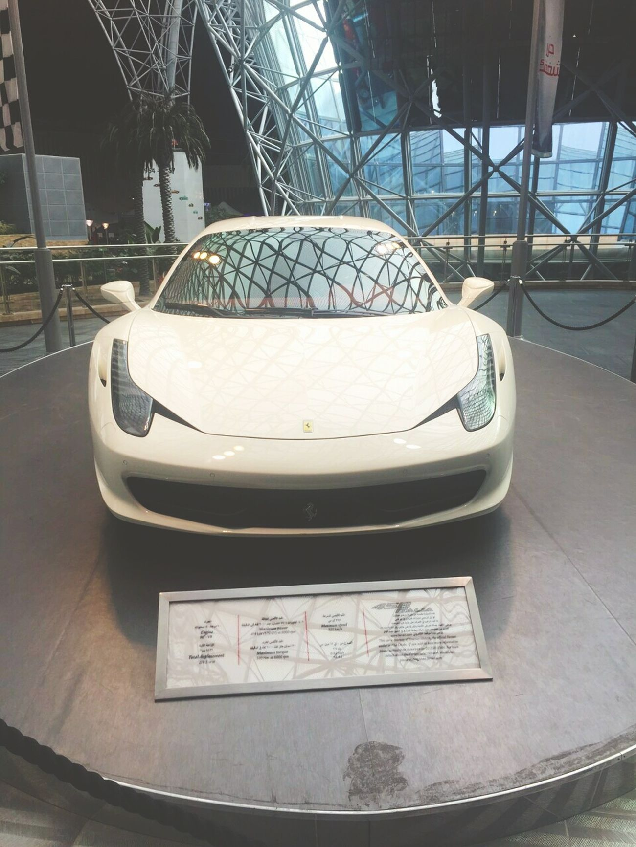 Ferrari World Abudhabi Unitedarabemirates Abudhabi Lifeinuae Ferrariworld Ferrari 🚘🚘🚘👌👌🌐