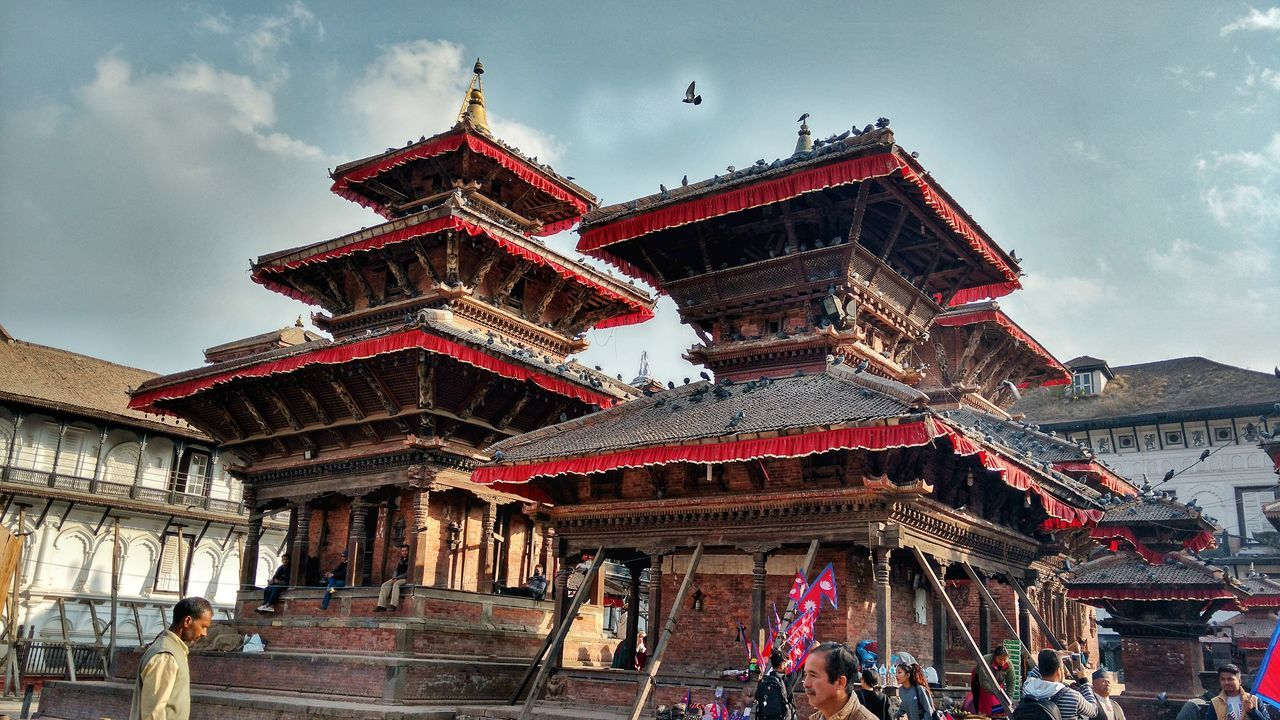 Basantapur Durbar Square UNESCO World Heritage Site Kathmandu, Nepal Places To Visit