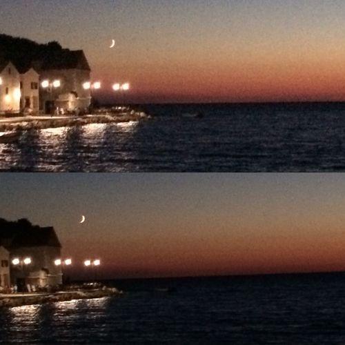 Memories Sunset Holiday Summer Croatia