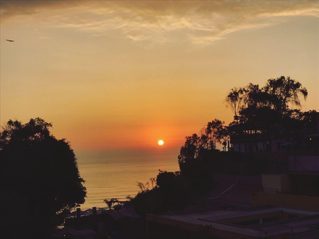 Sunset Atardecer Nature Cielo Relaxing Beutiful  Lima Peru Belleza
