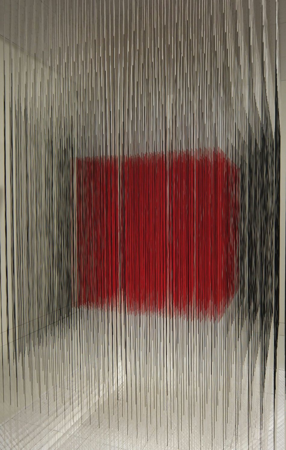 Exposition temporaire Musee Soulages Rodez Jesus Soto ArtWork Museum Art Museum Contemporary Art Rodez Aveyron Geometry Cinetismo Cinetisme