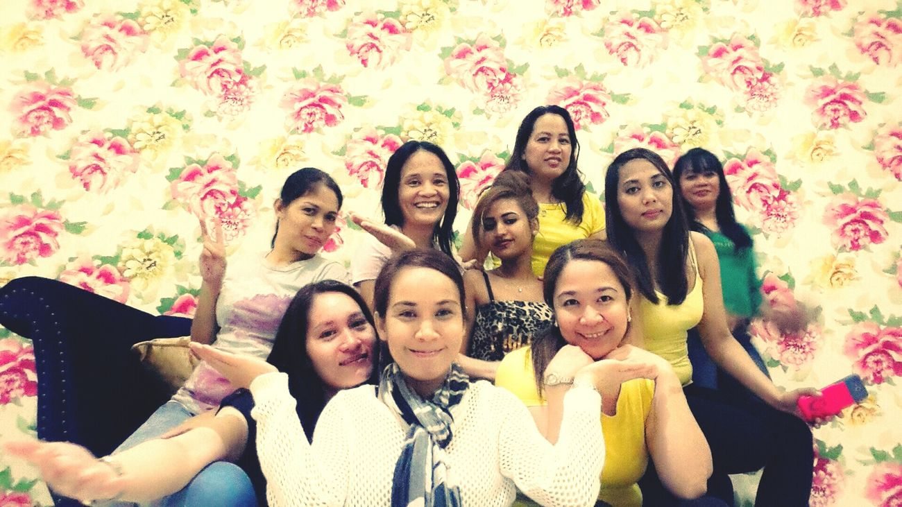 Birthday gurl party Ksa Ate Jenn
