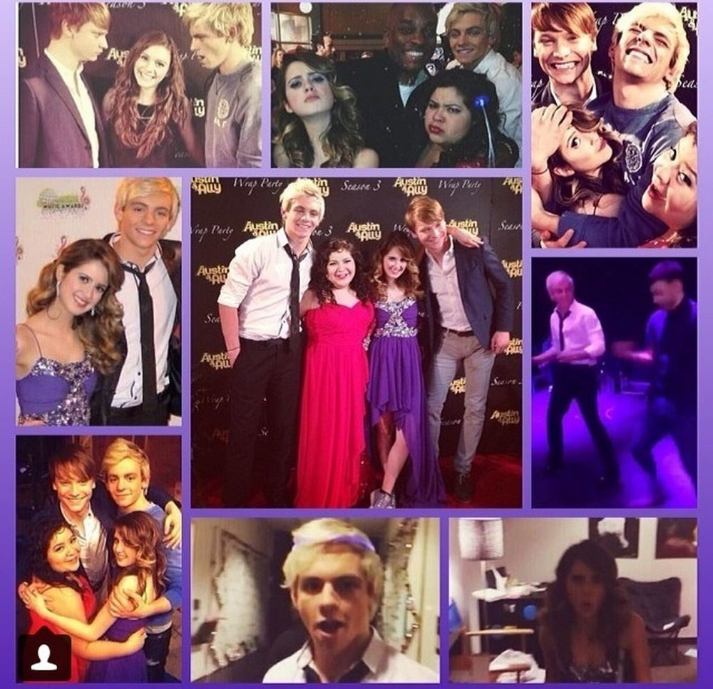 Follow me !!! AustinAndAlly i love this !