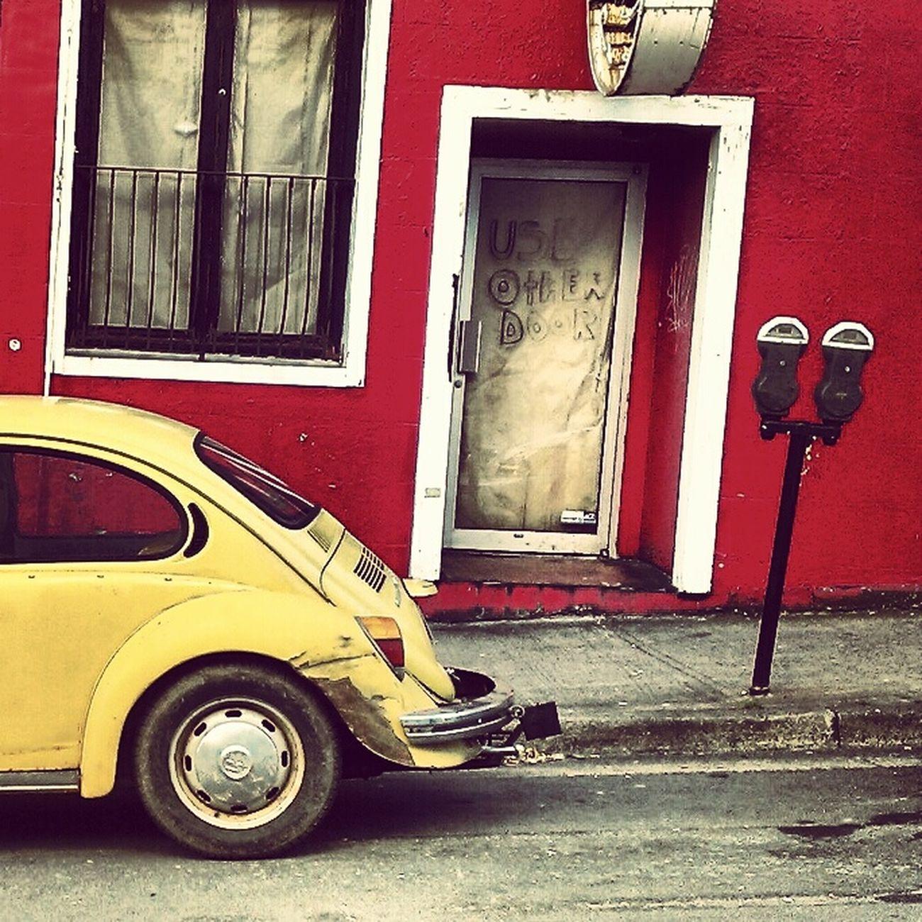 Vintage VW Bug Vintage Cars Halifax