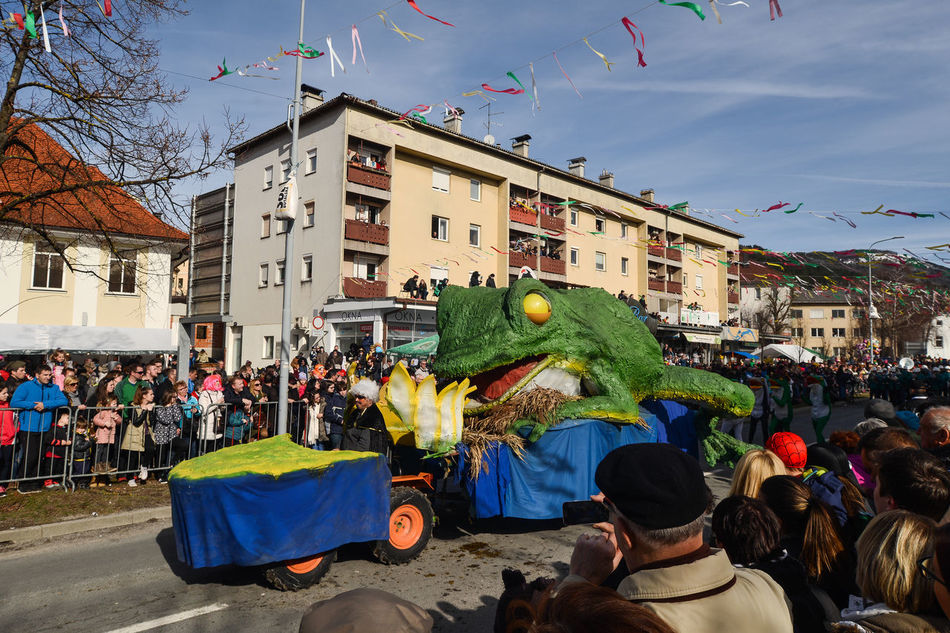 Carnival Carnival Crowds And Details Carnival Mask Carnival Parade Carnival Party Carnival Spirit Carnival Time Celebration Celebration Celebration Event Cerknica City Crowd Frog Frogs Giant Frog Large Group Of People Mask Masks Masquarade Masque Masquerade Multi Colored Pust Slovenia