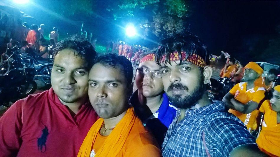 Learn & Shoot: After Dark Selfie ✌ Withfrnds Ghazipur_uttarpradesh India har_har_mahadev