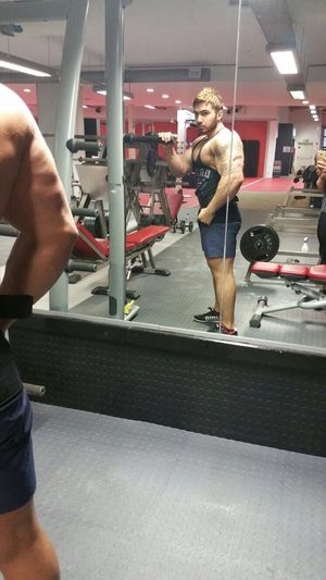 That's Me Men Style Check This Out Hello World Hi! Enjoying Life Gym #workout