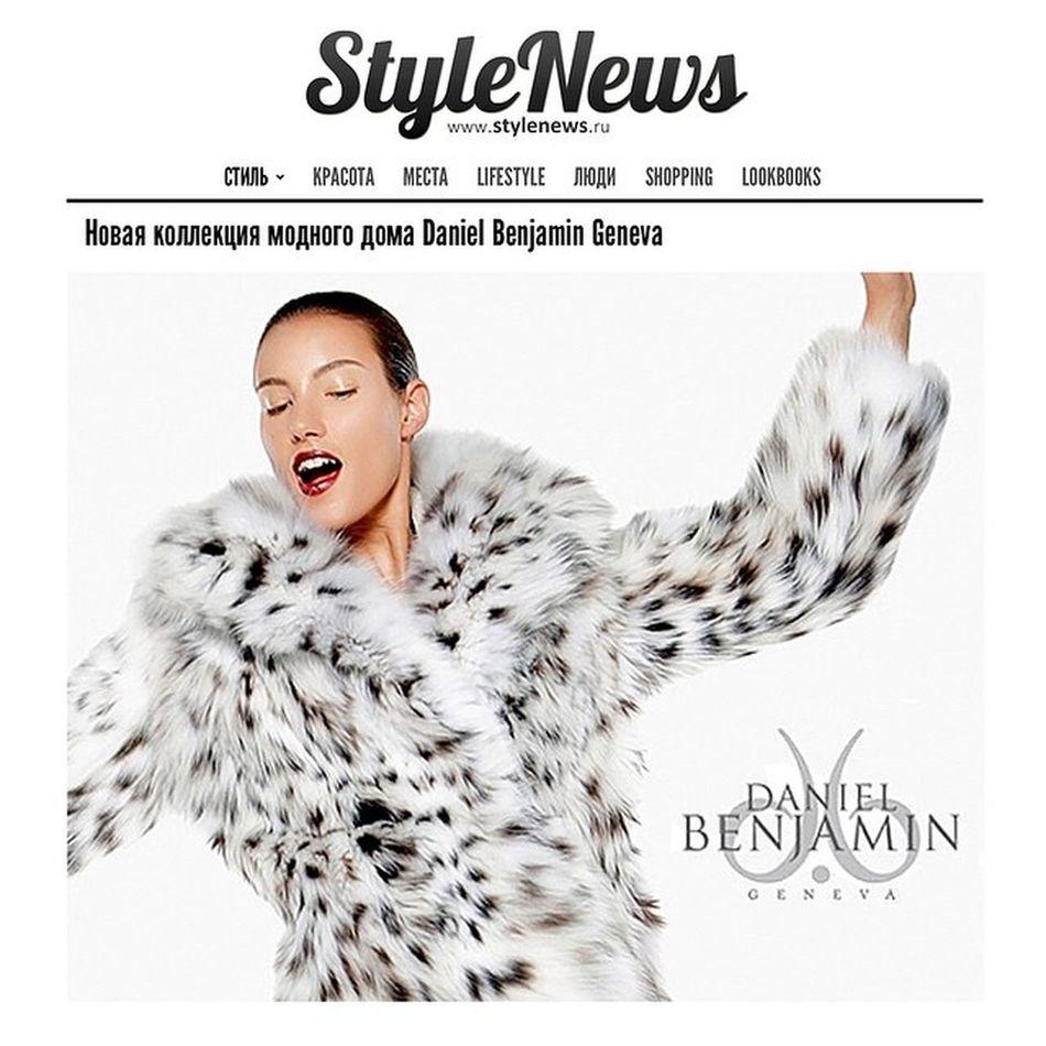 New collection of Daniel Benjamin Geneva couture house@danielbenjamingenevaFürs Luxury