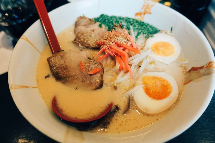 Ramen is Love, Ramen is Life//. Asian  Eating Food And Drink Foodie Freshness Japanese  Meal Noodles Bowl Close-up Delicious Egg Food Foodphotography Foodporn Healthy Eating Indoors  Popular Ramen Ready-to-eat Serving Size Soup Table Vegetable Yummy Food Stories