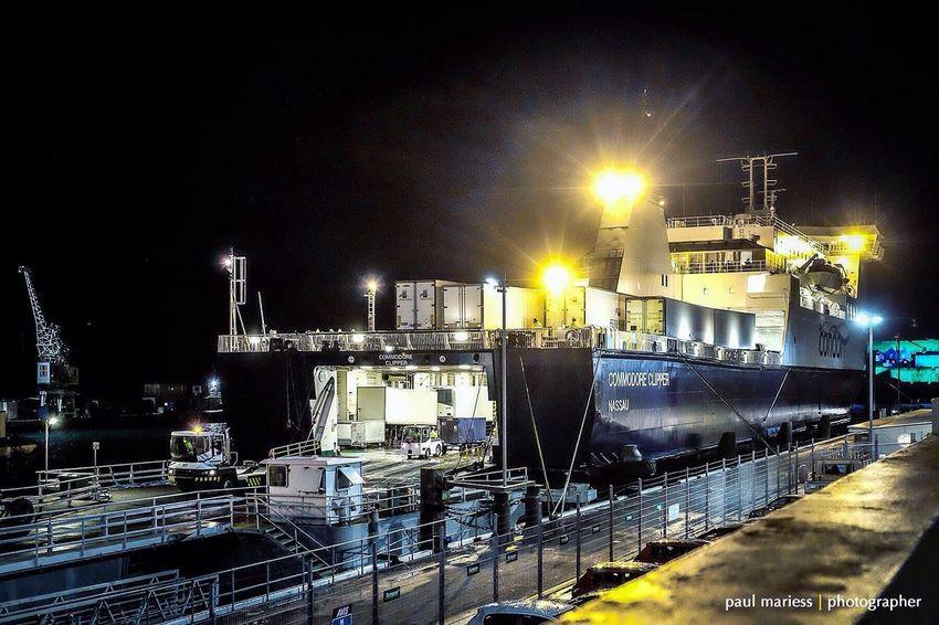 Harbour EyeEm Best Shots Eye4photography  Guernsey Ferry Night Nightphotography Boat Eyemphotography Travel