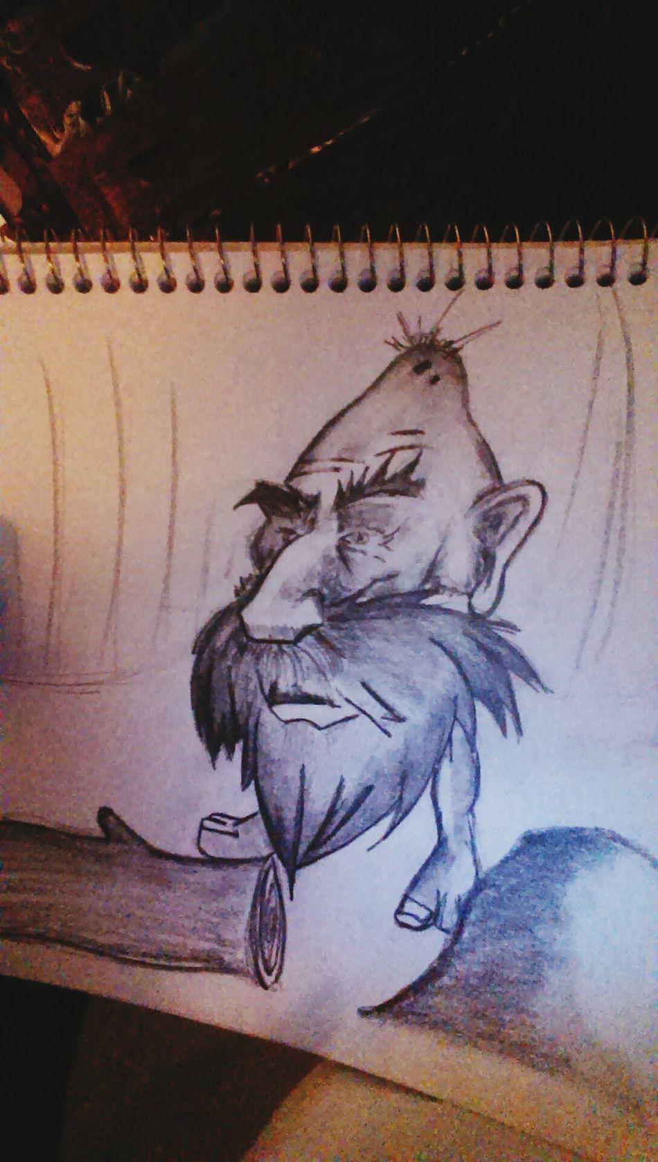 GnomeSayn 1 Hour Sketch Sketch