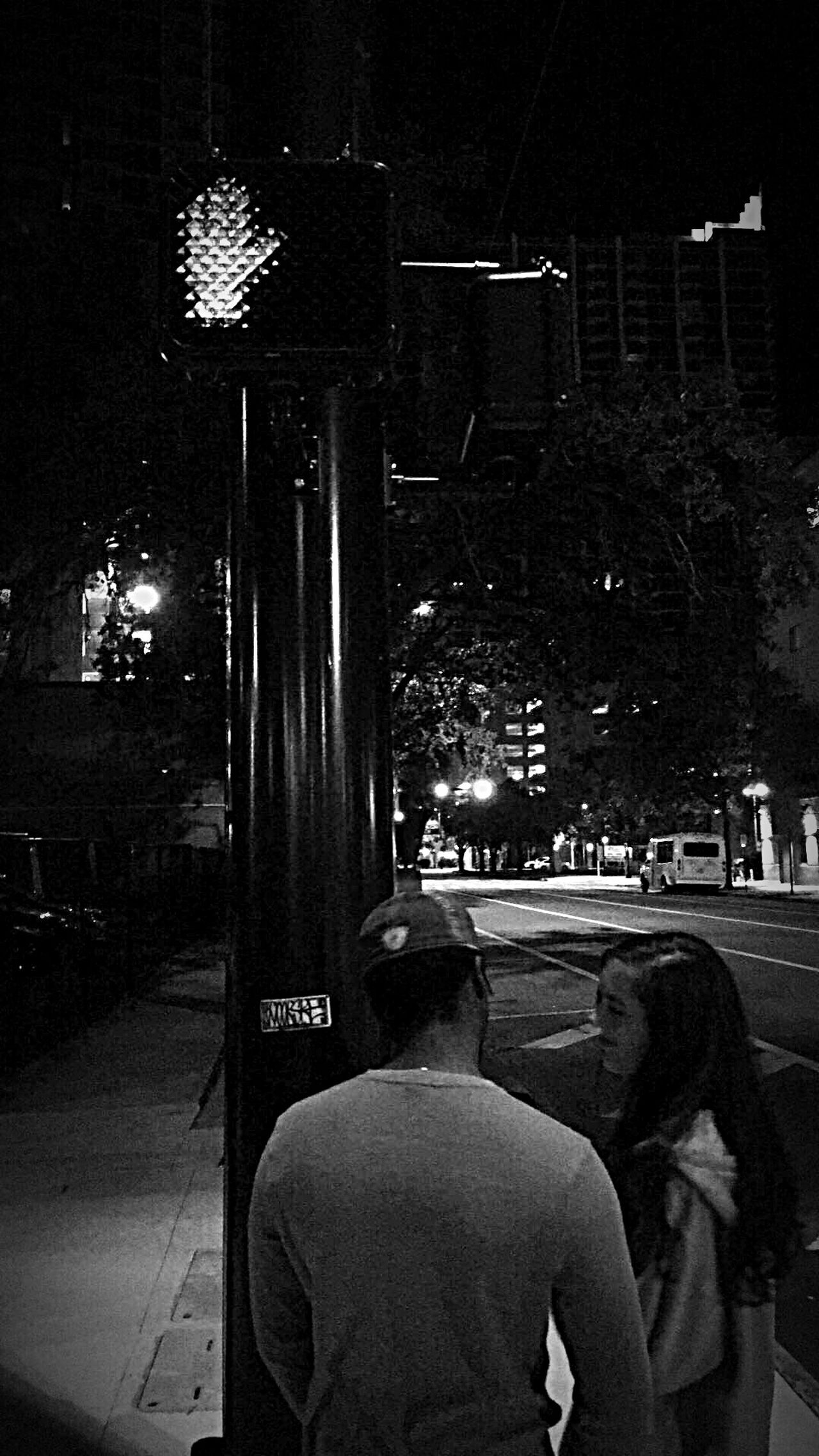 Monochrome Photography Monochrome Downtown Downtown Tampa Love Night Night Life Explore City Street Illuminated City Street City Life