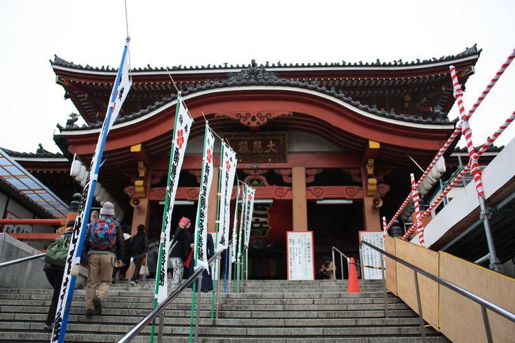 Japan 17 Day trip Osaka.Kyoto.Nara.Universal.Iga-ueno.なばなの里.Nagoya.Inuyama.サツキとメイの家 Japanese Architecture Nagoya Osu Kannon Temple Osu Shopping Arcade