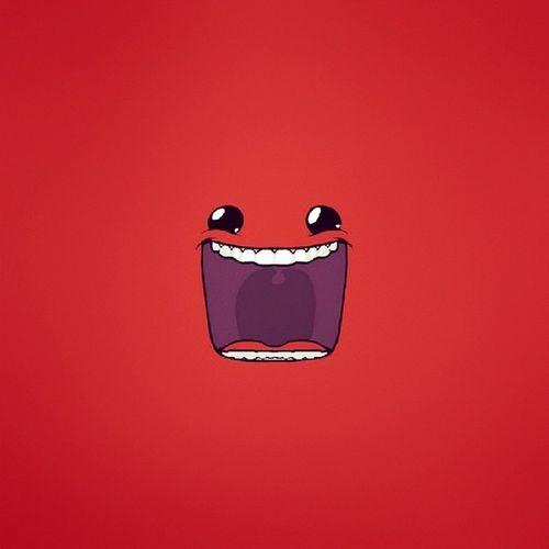 Bom diaaaaa! Gowork Meatboy Red Goodmorning