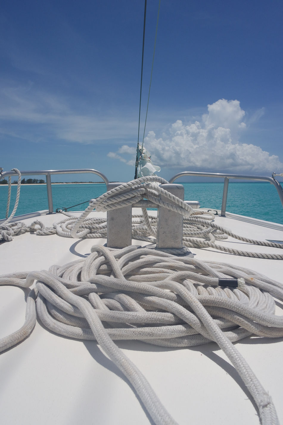 Beautiful stock photos of sailing, Blue Color, Cable, Cloud, Day