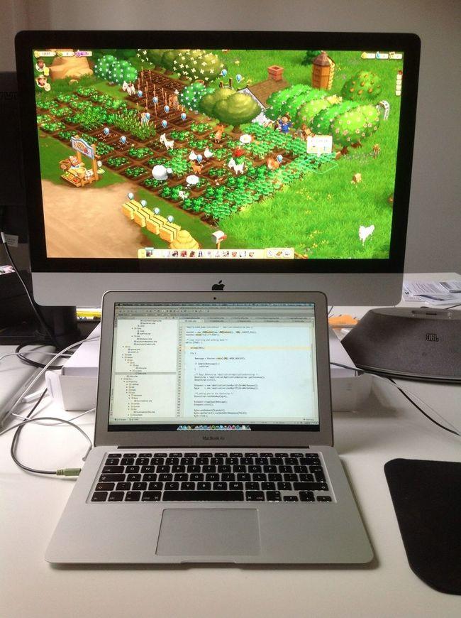 Coding Farming