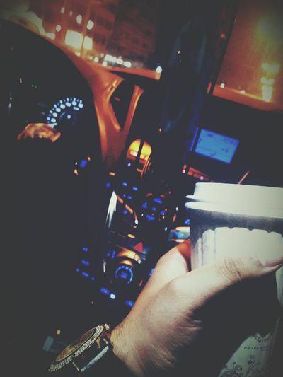 تصويري  روقان قهوة_الطريق كابتشينو