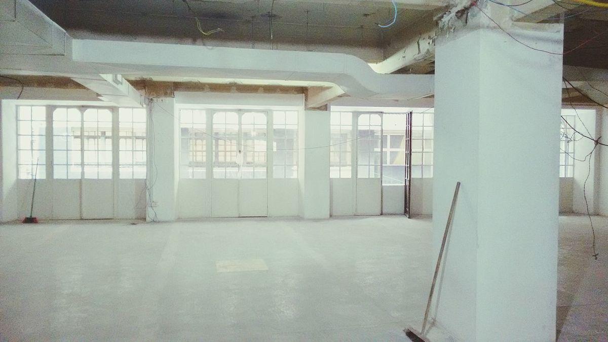 Pastel Power Empty Places Clean Place Windows Arquitecture Pre War Building