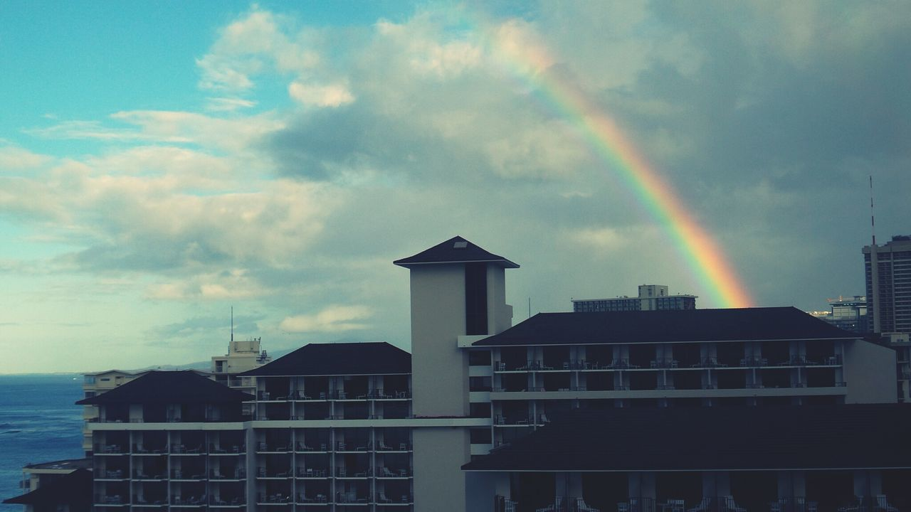 why are there so many song about rainbows and what on the other side. . Rainbow Connection Rainbow Enjoying The View