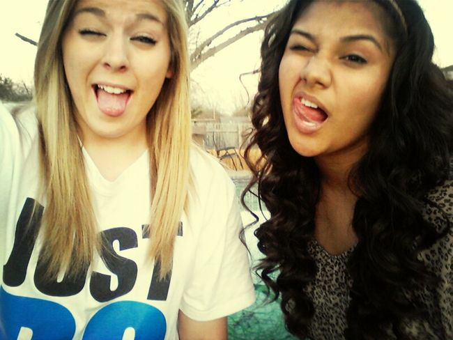 My Hoe And I C;