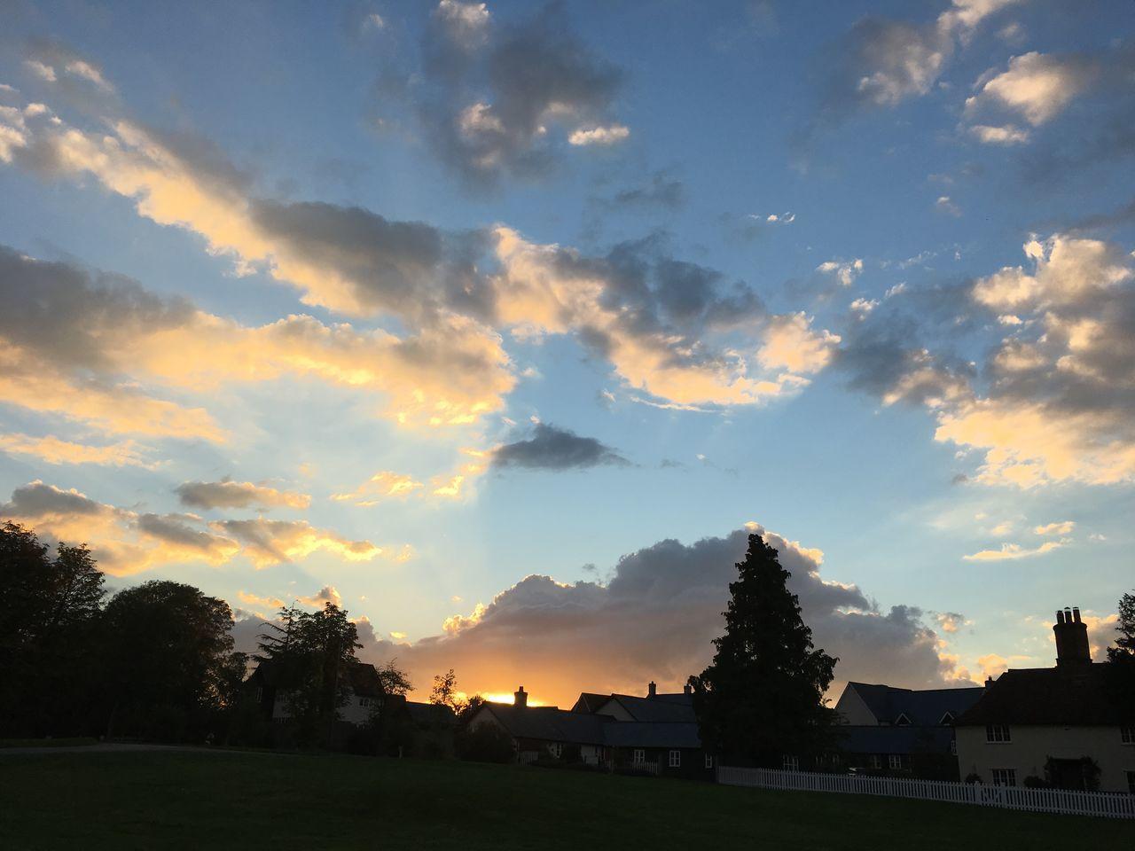 Cloud - Sky Horizontal Outdoors Sky Sunset Sunset And Clouds  Sunset_collection Sunsetporn Sunsets