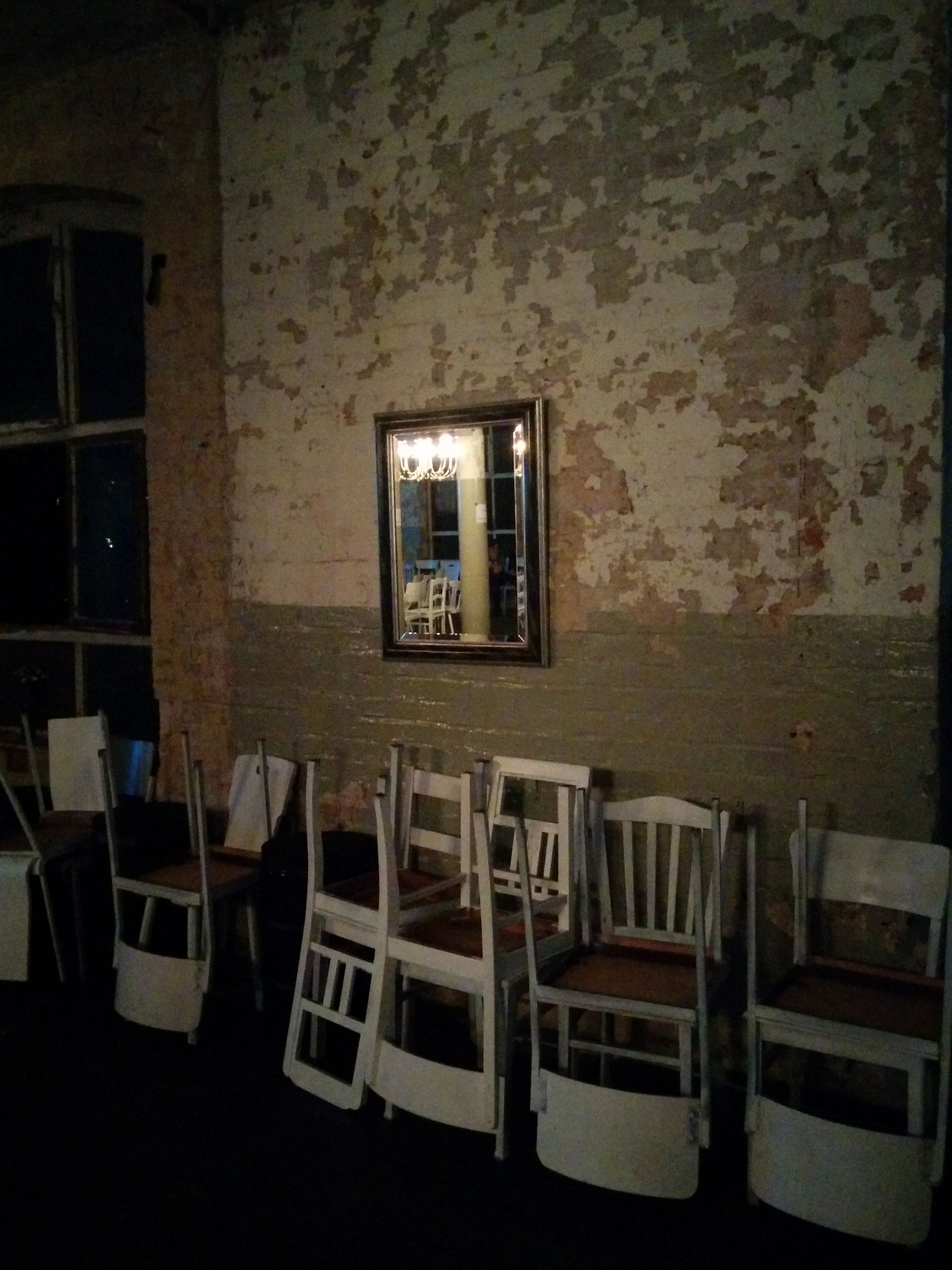 indoors, window, architecture, built structure, chair, absence, empty, wall - building feature, house, wall, abandoned, home interior, room, old, no people, table, interior, day, door, domestic room