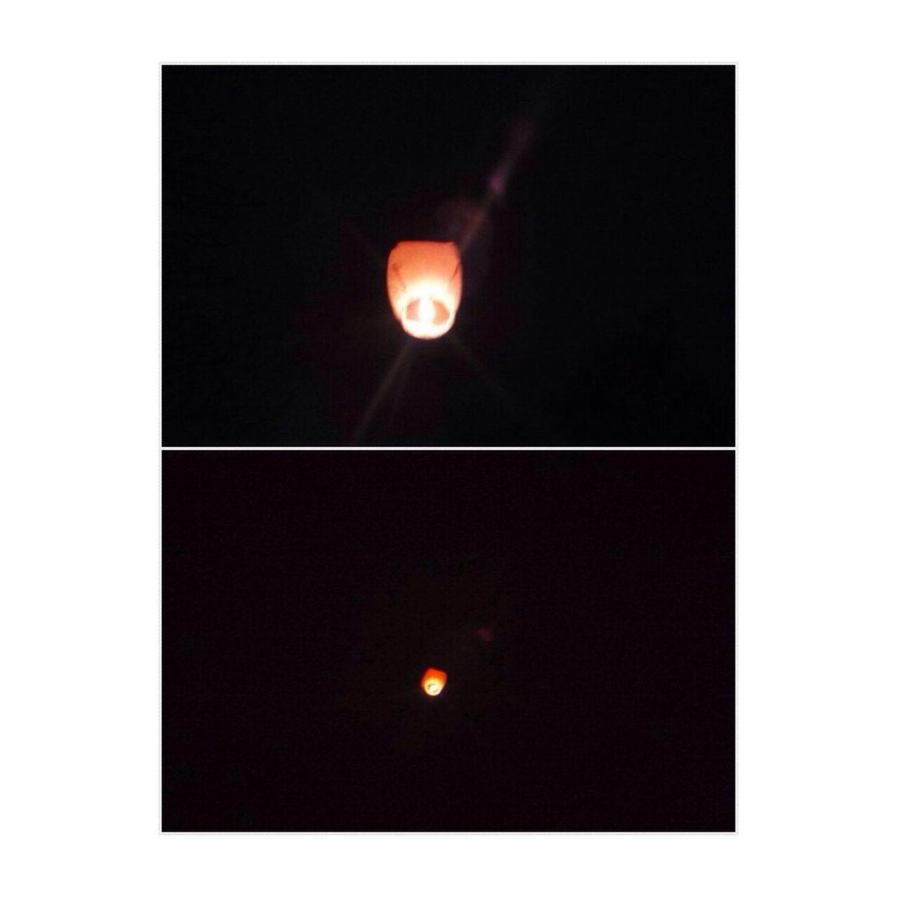 Небесный фонарь ?