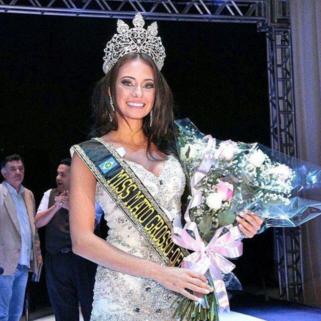 E a linda Camilla Obersteiner foi eleita Miss Mato Grosso 2015! Parabéns e Boa Sorte no Miss Brasil!! _________________________________ @camilladvo MissMt MissMatoGrosso MissMatoGrosso2015 MissBrasil World CentroOeste MatoGrosso_Brasil Bresil  Brazil Brasil Brazilien Southamerica Vaiqueésua ACoroaéNossa Linda Diva Lacrou JáGanhou